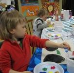 Mažiausieji studijos dailininkai